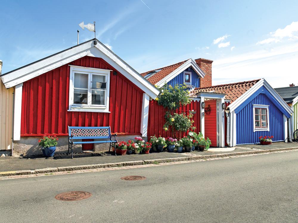 Domki Karlskrona