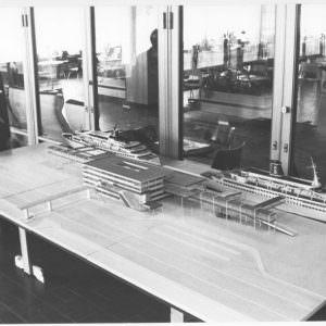 Modell-av-nya-terminalen-i-Göteborg-1971-900×590